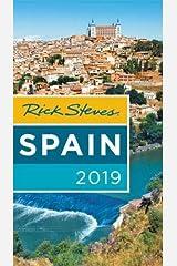 Rick Steves Spain 2019 Paperback