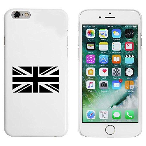 Blanc 'Drapeau Union Jack' étui / housse pour iPhone 6 & 6s (MC00030962)