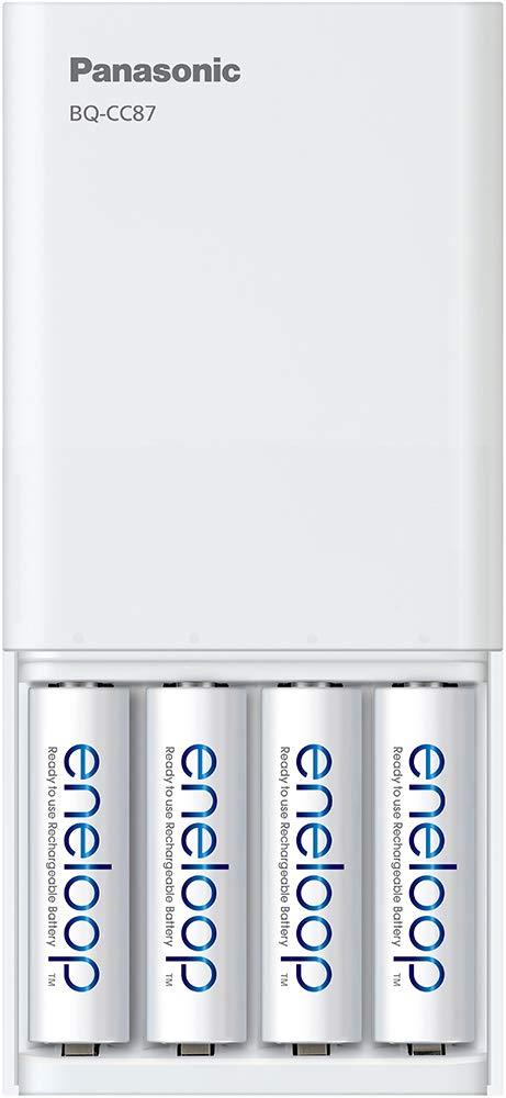 Amazon.com: Panasonic K-KJ87MCA4BA - Cargador de batería ...