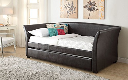 Buy Pearington Kempton Faux Leather Daybed