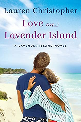 book cover of Love on Lavender Island