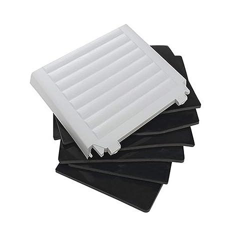 Feplast Kit de Paneles Aislantes para Casetas para Perros Dogvilla 70, 62 x 43 x