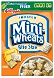 Kellogg's Boot Size Frosted Minii Wheat - 16 Pack