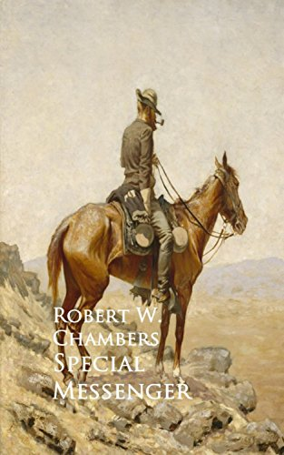 book cover of Special Messenger