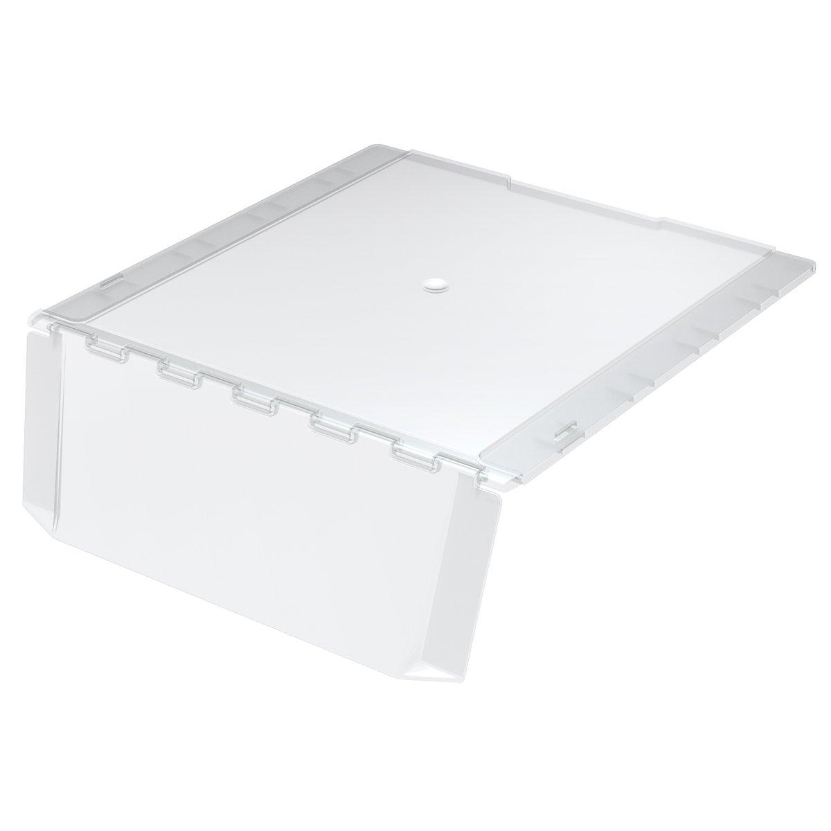 Akro-Mils 30283L Lid for Super-Size AkroBin, Clear