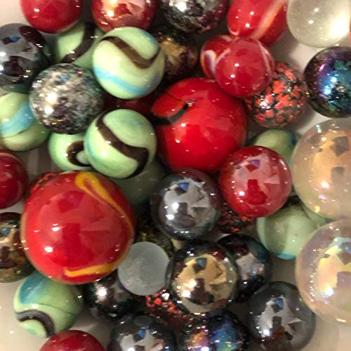 Playbox PBX2470576 2470576 Wooden Balls Face Multi Color Diameter-2.2 cm