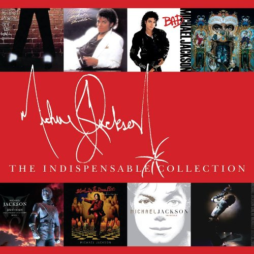 "Michael Jackson - Michael Jackson €"" The Indispensable Collection (8 Cds Vinyl Look Retro Black Edition Reissue 2014) - Zortam Music"