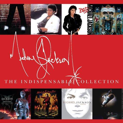 Michael Jackson - the Indispensable Collection (8 Cds Vinyl Look Retro Black Edition Reissue 2014)