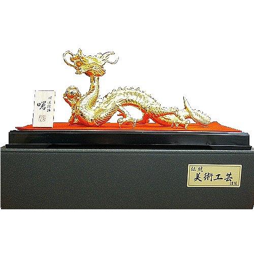 開運招福 龍 インテリア置物 金龍 B01MSX3D7K