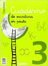Luna Lunera Pack Pauta Nivel 3 Ed. 2001 - 9788429469011