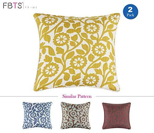 FBTS Prime Throw Pillow Cushion Covers  Decorative Jacquard