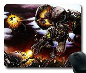 Customizablestyle Warhammer 40k Mousepad, Customized Rectangle DIY Mouse Pad