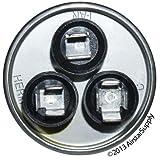 Genteq c3455r GE Round Capacitor 45 5 uf