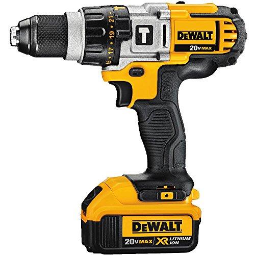 DeWALT DCD985L2 20-Volt MAX Li-Ion Premium 3.0 Ah Hammerd...