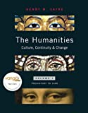 The Humanities Volume I Prehistory To 1600, Henry M. Sayre, 0130862649