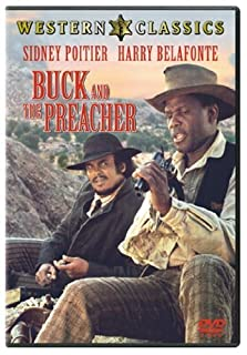 Book Cover: Buck and the Preacher