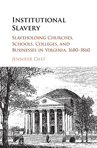 slavery 1680 1860 Slavery: slavery, condition in which one human being was owned by another   by 1680 in barbados the average plantation had about 60 slaves, and in  jamaica  that in 1860 the average cotton plantation had only about 35 slaves,  not all of.