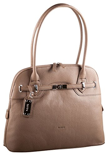 Picard pauls A Bolso Mano Taupe Cm 38 St 8ZCwqP