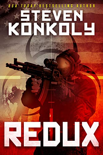 REDUX: A Black Flagged Thriller (The Black Flagged Series Book 2) by [Konkoly, Steven]