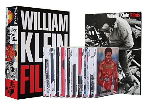 William Klein Collection (12 Films) - 10-DVD Box Set ( Float Like a Butterfly, Sting Like a Bee (Muhammad Ali, the Greatest) / Who Are You, Polly Magoo? [ NON-USA (Polly Pals)