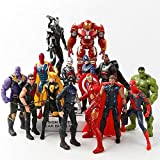 NELLIES Marvel Action Figure 4 inch Avengers