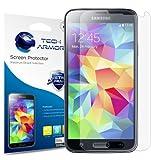 Tech Armor Samsung Galaxy S5 Anti-Glare/Anti-Fingerprint (Matte) Screen Protectors [3-Pack]