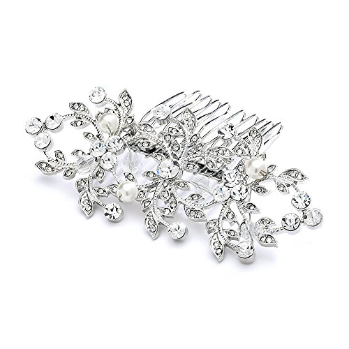 Mariell Vintage Floral Crystal Weddings product image