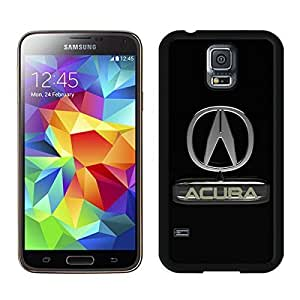 Special Custom Samsung Galaxy S5 Case ACURA logo 1 Black Personalized Picture Samsung Galaxy S5 i9600 Phone Case