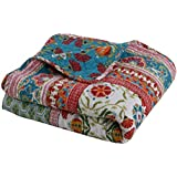 Greenland Home Thalia Quilted Cotton Throw
