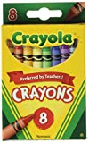 Bulk Buy: Crayola Crayons 8/Pkg 52-3008 (12-Pack) Deal (Small Image)