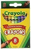 Crayola Bulk Buy Crayons 8/Pkg 52-3008 (12-Pack): more info