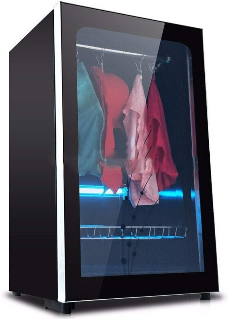 SXY 70 litros Gabinete de Secado de Ropa Desinfección UV de ozono Secador de Ropa Interior Secador de Ropa automático for el hogar pequeño: Amazon.es: Hogar