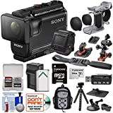 Sony Action Cam HDR-AS50R Wi-Fi HD Video Camera Camcorder & Remote +...