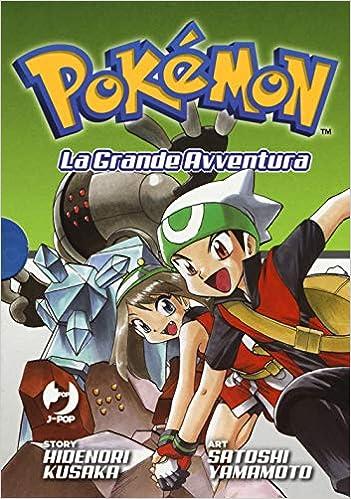 Pokémon La grande avventura 7-9
