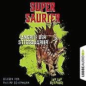 Angriff der Stegosaurier (Supersaurier 2)   Jay Jay Burridge