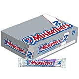 3 MUSKETEERS Chocolate Sharing Size Candy Bars 3.28-Ounce Bar 24-Count Box For Sale