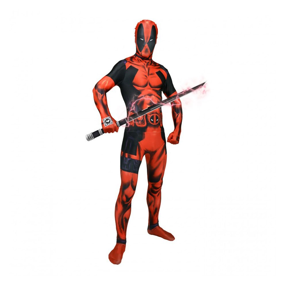 Morphsuits - Disfraz de segunda piel (pegado al cuerpo) adultos, talla L (MLZDPL)