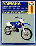H2662 1986-2006 Yamaha YZ80 YZ85 YZ125 YZ250 Two Stroke Motorcycle Repair Manual
