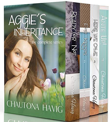 Aggie's Inheritance: The Complete 4 Book Collection by [Havig, Chautona]