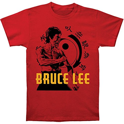 Bruce Lee hi YAH Print Fitted product image
