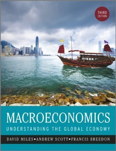 Macroeconomics: Understanding the Global Economy by Miles, David, Scott, Andrew, Breedon, Francis 3rd (third) edition [Paperback(2012)]