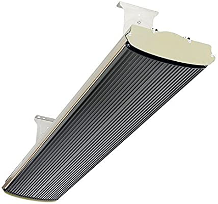 Radiante Infrarrojo Calefactor 2400w Patio/Espacio Calefacción pared o techo soporte