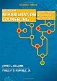 Research in Rehabilitation Counseling : A Guide to Design, Methodology, and Utilization, Bellini, James L. and Rumrill, Phillip D., Jr., 0398078785