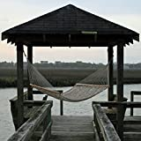 Pawley's Island Original Collection Presidential Size Duracord Rope Hammock, Oatmeal