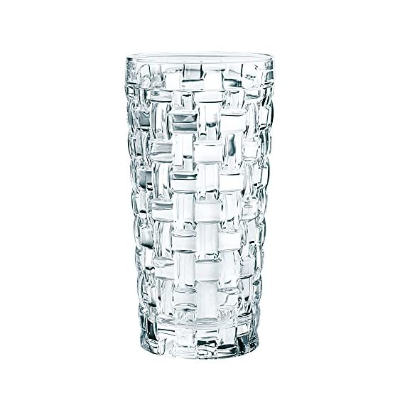 Nachtmann Dancing Stars Bossa Nova Crystal Double Old Fashion Glasses by Riedel Glassworks 2 Set of 2 Bossa Nova Long Drink Glasses Nachtmann - The Lifestyle Division of Riedel Glass Works Capacity: 12-1/6 oz