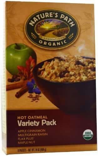 Nature's Path Instant Oatmeal