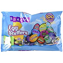 Brach's Stuffers Easter Candy Variety, 100 Count, Net. Weight 25 Ounce (Pack of 2)