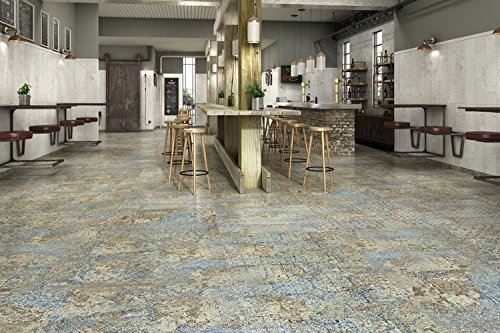 Piastrelle effetto tappeto vintage carpet vestige natural in gres