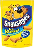 Snausages Snausages In A Blanket, 12-Ounce (Pack Of 5) For Sale