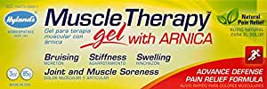HYLANDS HOMEOPATHIC, Hyland'S Muscle Therapy Gel With Arnica - 3 Oz